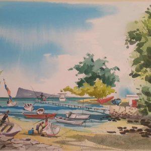 Mauritius Arts & Artists - faizal-dilloo-coin-de-mire