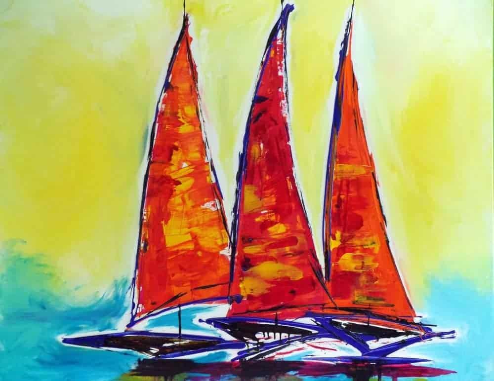 Mauritius Arts & Artists - gilberte-marimootoo-natchoo-2