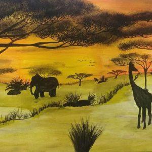 mauritian-artist-corinne-felicite-african-spirit