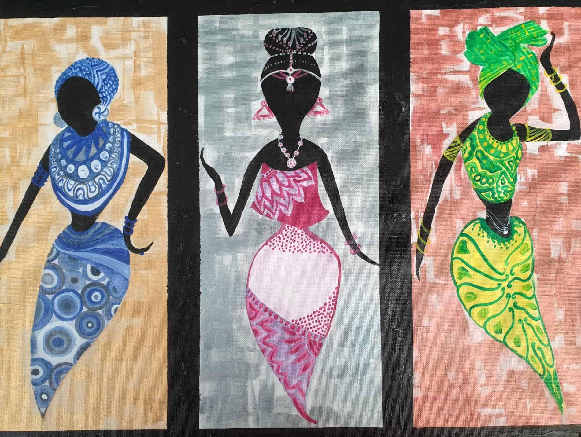 mauritian-artist-corinne-felicite-dancing -flames