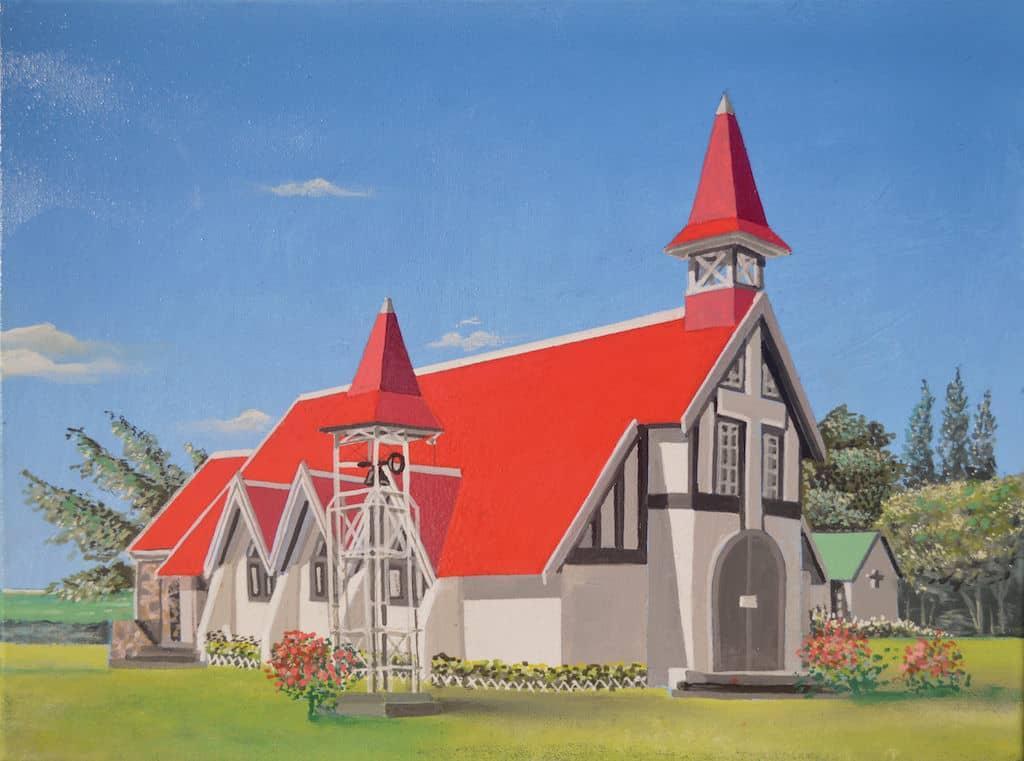 mauritian-artist-dinesh-sobhee-cap-malheureux-church-2