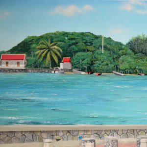 mauritian-artist-dinesh-sobhee-mouchoir-rouge-mahebourg