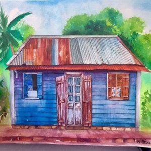 mauritian-artist-samanta-bissoondyal-ramguttee-la-case-creole