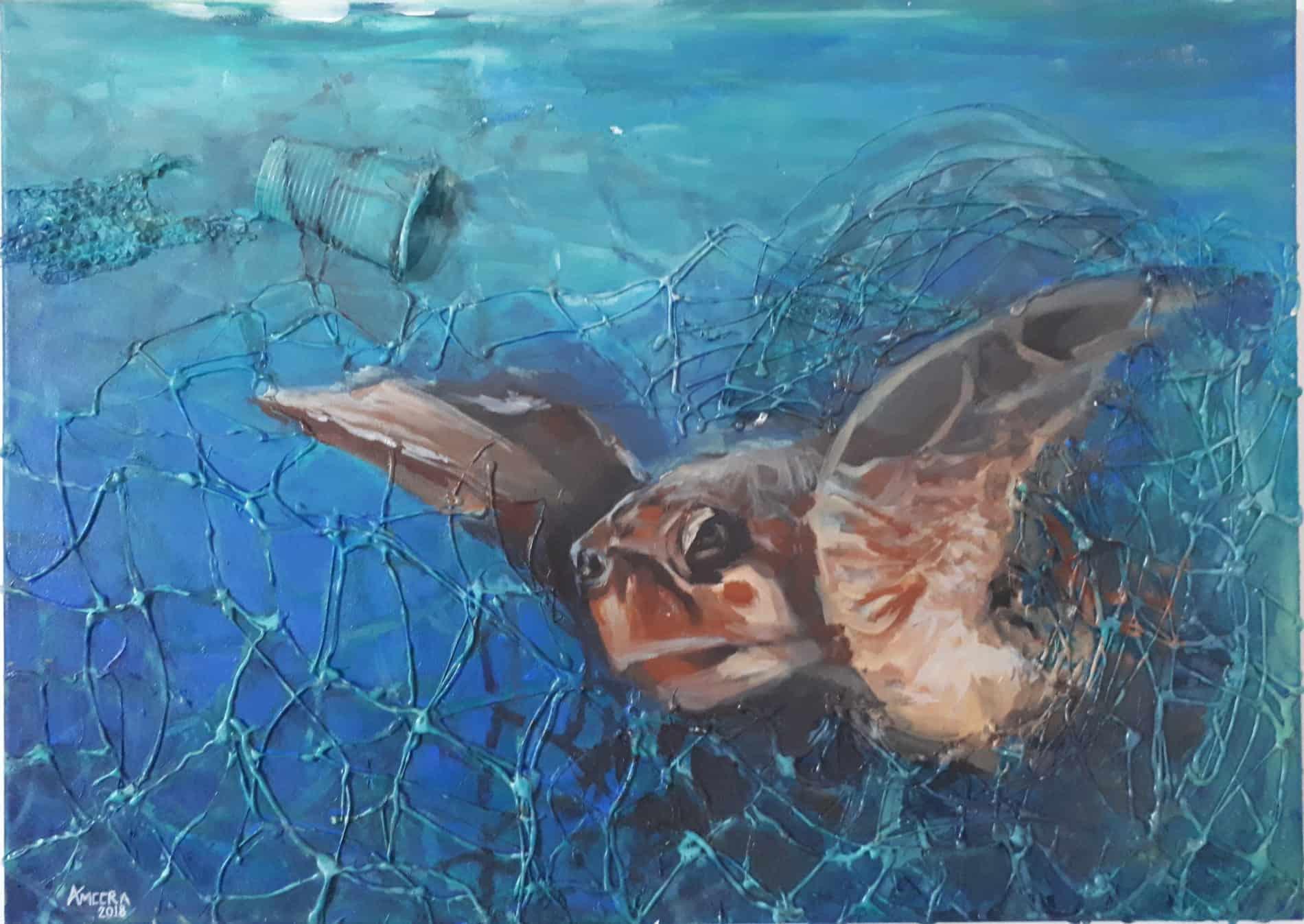 mauritius-arts-ameera-koheeallee-trapped