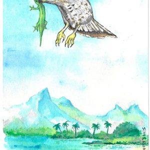 mauritius-painting-palmesh-cuttaree-kestrel