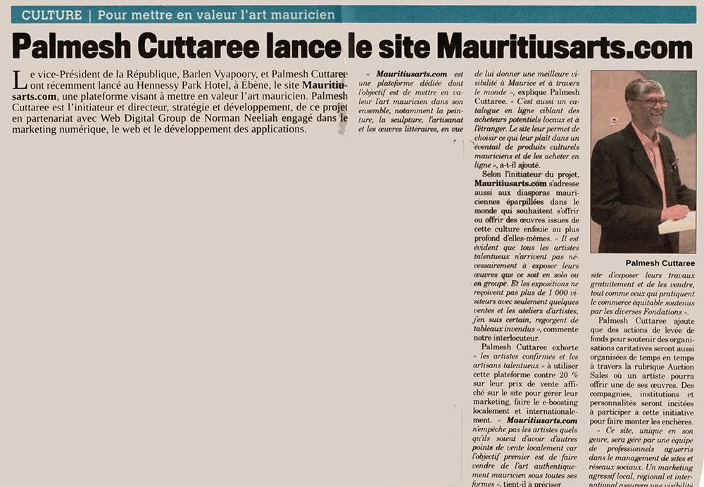 mauritiusarts_lancementdusite