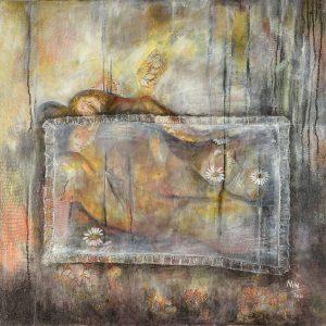 nalini-treebhoobun-sleepless-night-mixed media-painting