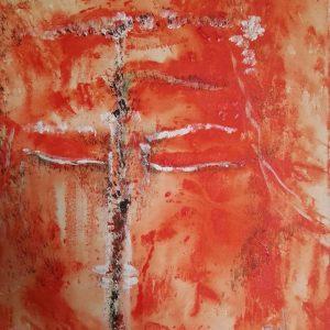 Mauritius Arts & Artists - salonee-nirsimloo-lallah-angel-series-acrylic