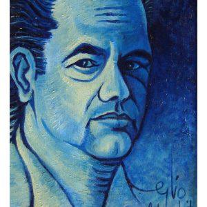 Mauritius Arts & Artists - sylvio-de-lapeyre-autoportrait