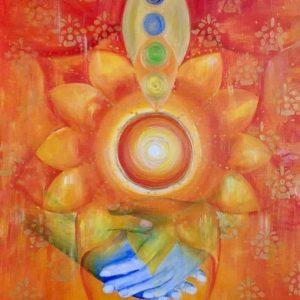 Mauritius Arts & Artists - mauritius-arts-pamela-saramandif-i-am-the-sacral-chakra