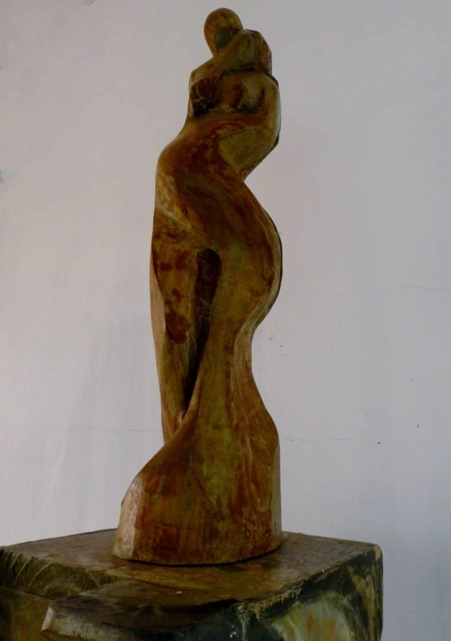 Mauritius Arts & Artists - mauritius-arts-vynaud-dussoa-couple