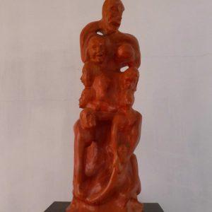 Mauritius Arts & Artists - mauritius-arts-vynaud-dussoa-hommage-aux-defunt