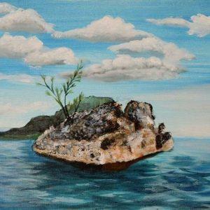 Mauritius Arts & Artists - mauritius_arts_avinash_dwarku_crystal_rock