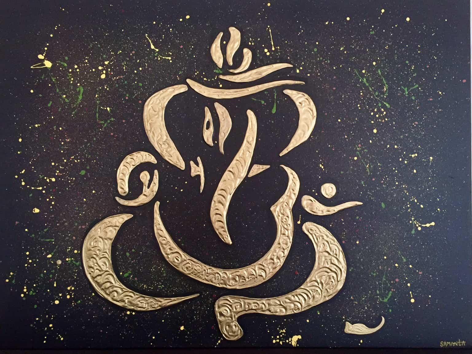 mauritius_arts_samanta_bissoondyal-divine-ganesh