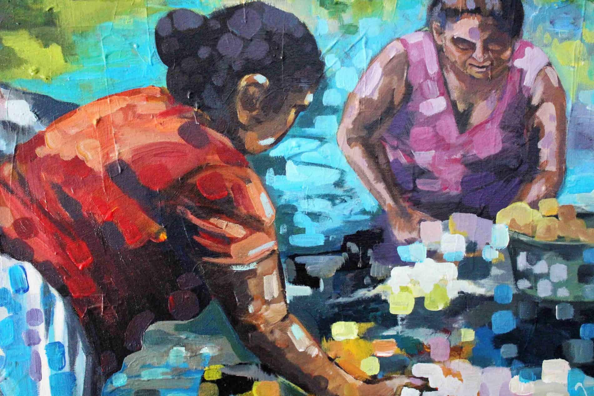 mauritius_arts_veronique_christine_laurent-les-lavandières-close-up