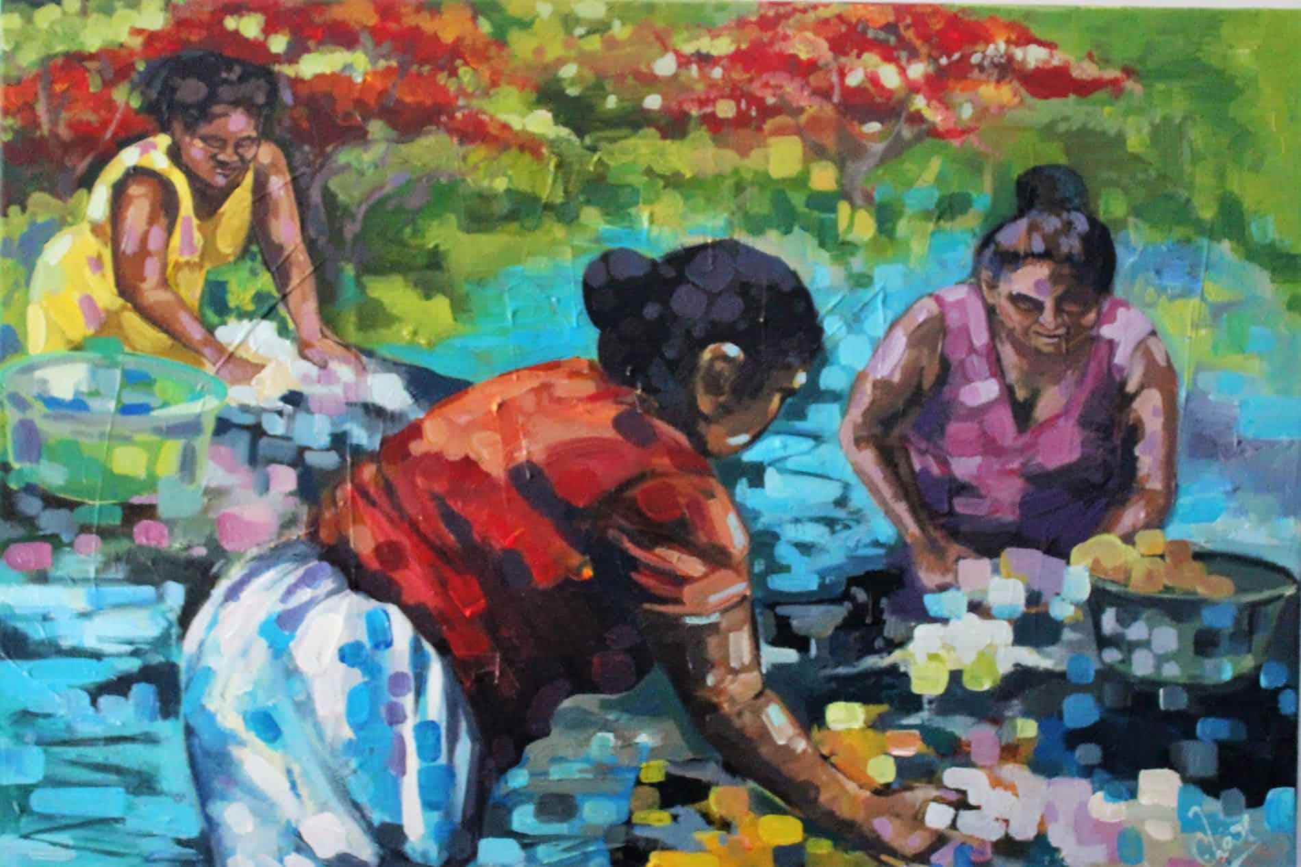 mauritius_arts_veronique_christine_laurent-les-lavandières