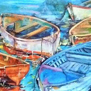 Mauritius Arts & Artists - mauritius_arts_veronique_christine_laurent_ti_bato_pecheur
