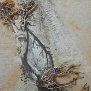 famous-painter-nalini-treebhoobun-light-and-shade-mixed media-3