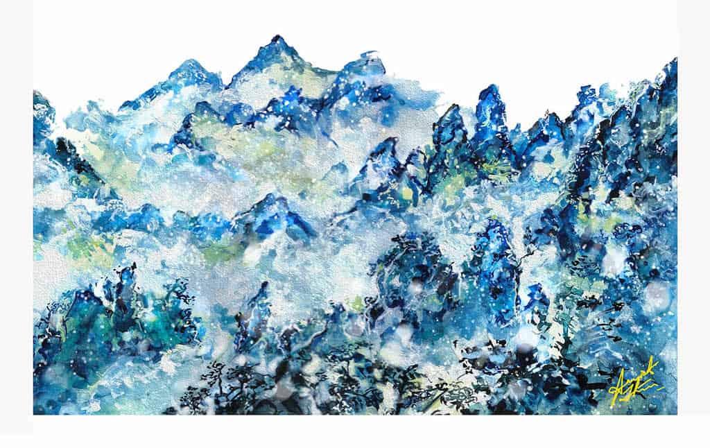 mauritius-arts-annick-ip-kai-ming-misty-mountains