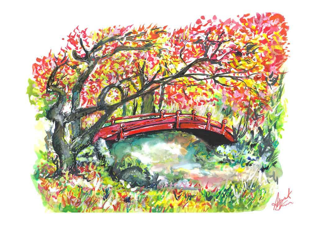mauritius-arts-annick-ip-kai-ming-red-bridge