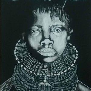 mauritius_arts_hurreeram_andhya_la_beaute_africaine