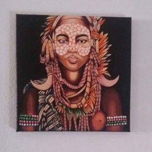 mauritius_arts_hurreeram_andhya_tribal_woman