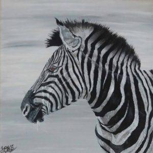 mauritius_arts_hurreeram_andhya_zebra