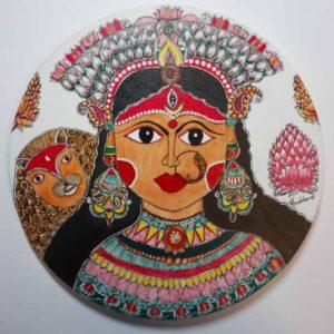mauritian-artist-kushboo-kumari-durga-face
